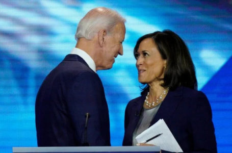 Joe Biden dan Kamala Harris. (Photo: The Times of Israel)