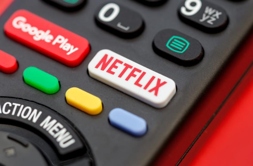 Netflix Inc Punya Toko online