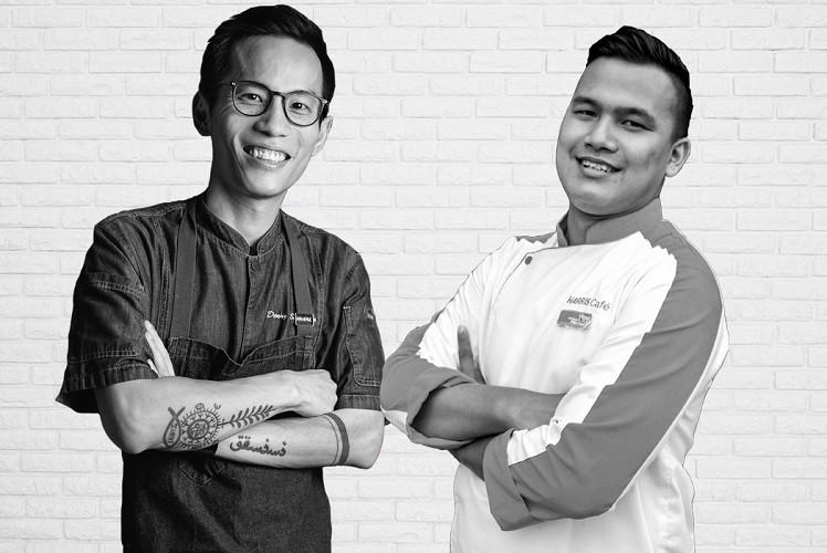 Kolaborasi 2 Chef Hotel HARRIS Resort Barelang Siapkan Dinner Special di Malam Natal