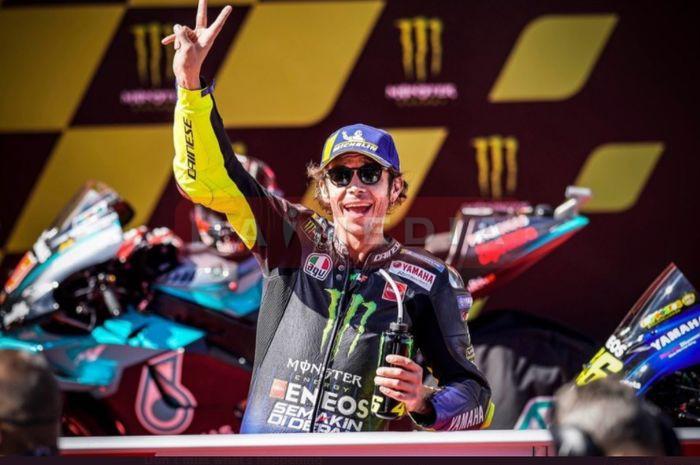 Rossi akan Tentukan Masa Depan di MotoGP Pada Akhir Juni 2021