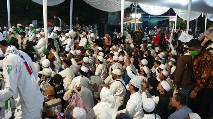Polda Metro Jaya Tetapkan Pentolan FPI Rizieq Shihab dan 5 Orang Saksi Sebagai Tersangka Kerumunan