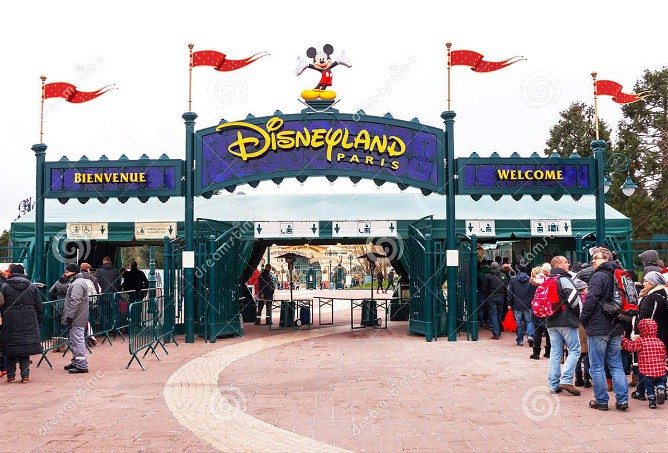 Direncanakan Buka di Minggu Kedua Februari, Disneyland Paris Tunda Hingga 2 April 2021