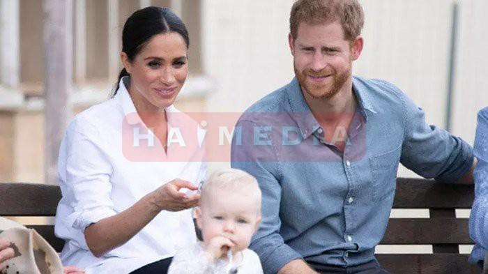 Keluar dari Kerajaan, Pangeran Harry dan Meghan Markle Tetap Bahagia