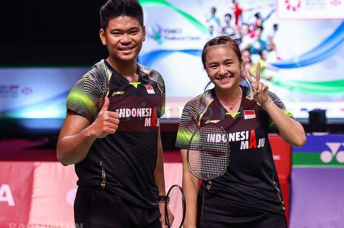 Final Laga Thailand Open 2021, Dua Perwakilan Indonesia Siap Bertarung
