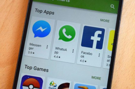 Google Play Store Kini Punya Tampilan Top Charts Aplikasi yang Sedang Tren