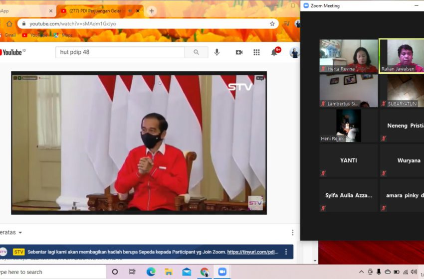 Presiden Jokowi: 426 Juta Vaksin Siap Datang ke Indonesia