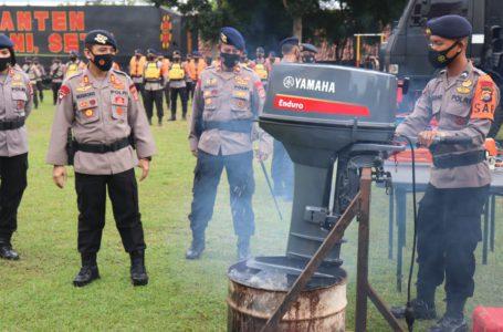 Polda Banten Siap Antisipasi Penanggulangan Bencana