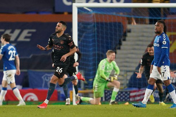 Manchester City Aman di Posisi Pertama Liga Primer Usai Hajar Everton 3-1