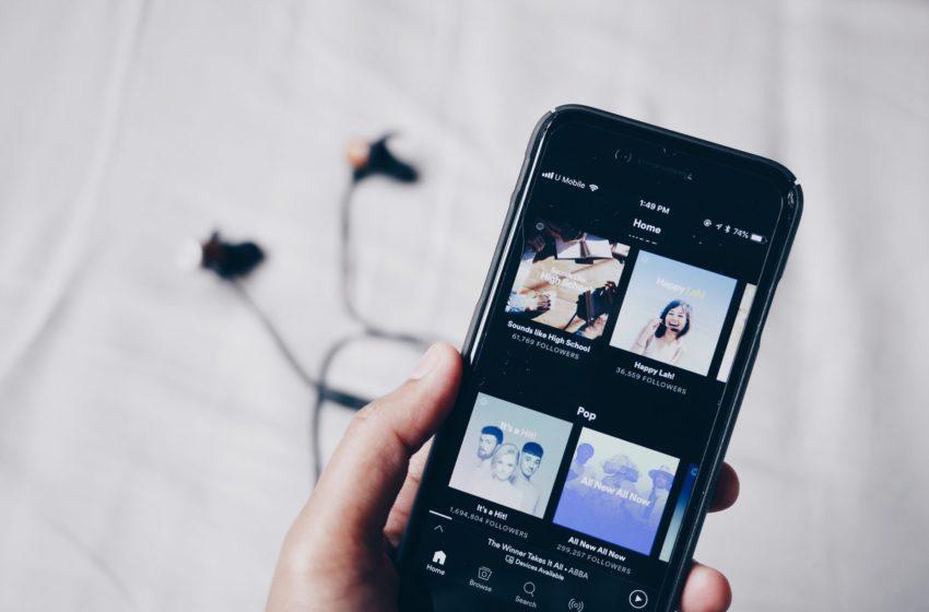 Filter Lagu Berdasarkan Suasana Hati, Fitur Baru Spotify