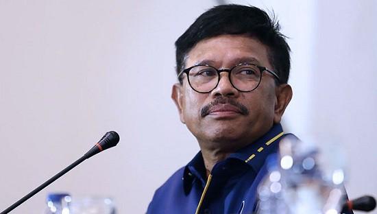 Johnny G. Plate Menjadi Ketua Bidang Komunikasi dan Media pada Presidensi G20 Indonesia 2022