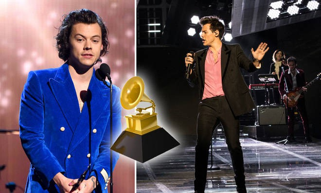 Harry Styles Jadi Pembuka Gelaran Grammy Awards 2021