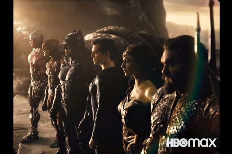 """Fakta Menarik Film """"Justice League: Snyder's Cut"""" Ditayangkan Format Rasio 4:3"""