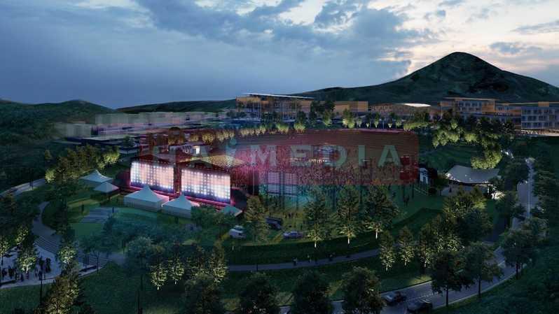 PT MNC Land Tbk Persiapkan Pusat Seni Berskala International di Lido
