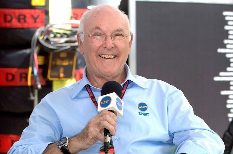 Komentator Formula 1 Legendaris Murray Walker  Meninggal Dunia