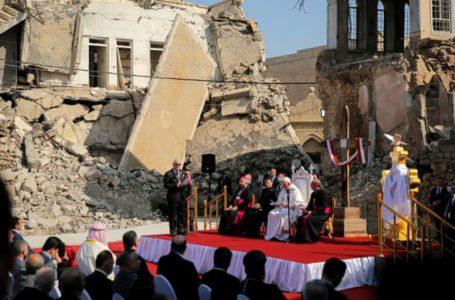 Paus Fransiskus: Keyakinan Kami Bahwa Persaudaraan Lebih Langgeng daripada Pembunuhan Antar Saudara