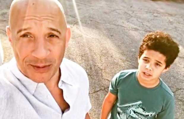 Anak dari Vin Diesel akan Main Film Fast & Furious 9, Perankan Dominic Toretto Muda