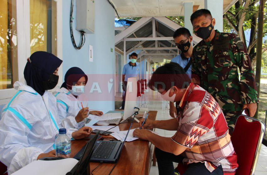 Indonesia Sudah Lakukan Vaksin Tahap 1 Hingga 9,1 Juta
