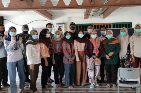 Koramil Kep. Seribu Rekrut Mahasiswa Jadi Relawan Nakes