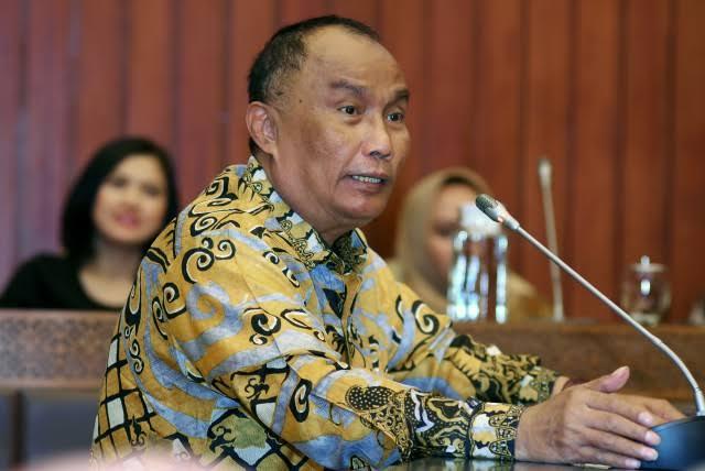 Anggota DPR RI Effendi Sianipar | Foto: Istimewa
