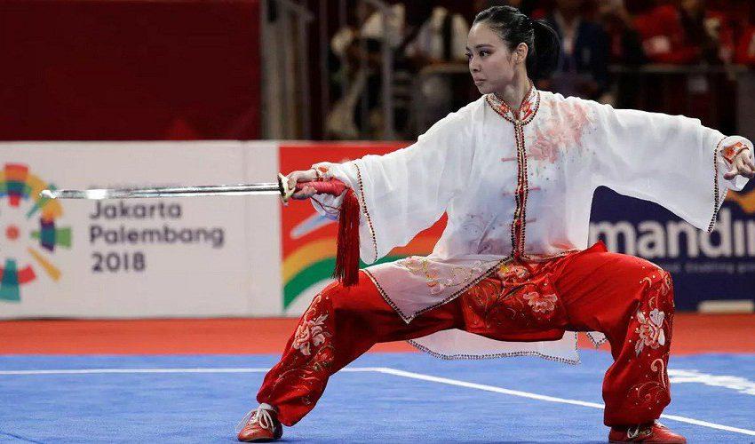 Menpora Dukung Cabang Olahraga Wushu Dapat Dipertandingkan di Olimpiade 2032