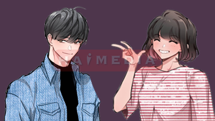 Persahabatan Indonesia -Korea Dikemas dalam Webtoon K-Chingu