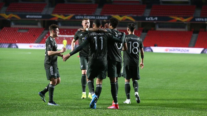 Red Devils Berhasil Petik 2 Gol di Kandang Granada