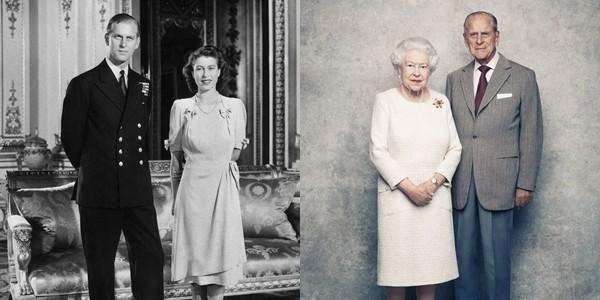 Kesedihan  Mendalam Ratu Elizabeth Mengumumkan Kematian Pangeran Philip