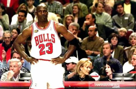 Bintang NBA Michael Jordan | Foto: Istimewa