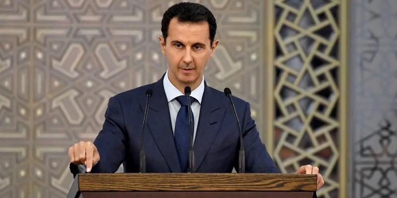 Assad  Terpilih Menjadi Presiden  ke -4 Kali dengan Peroleh Suara 95,1 %