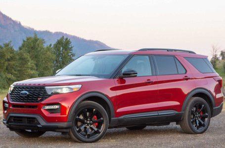 Sebanyak 661.000 Ford SUV Explorer Ditarik dari Amerika Utara