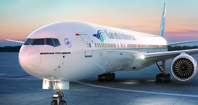 Garuda Indonesia Rute Jakarta-Kuala Lumpur Sesuaikan Jadwal Penerbangan per 1 Mei 2021