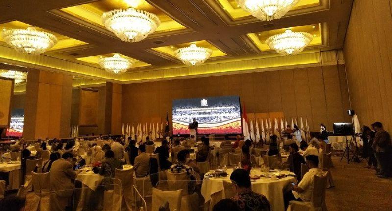 Pengukuhan Dewan Pengurus Kadin Indonesia Periode 2020-2025