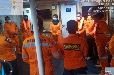 SAR Kupang yang akan mencari 5 korban yang hilang | Foto: Antara