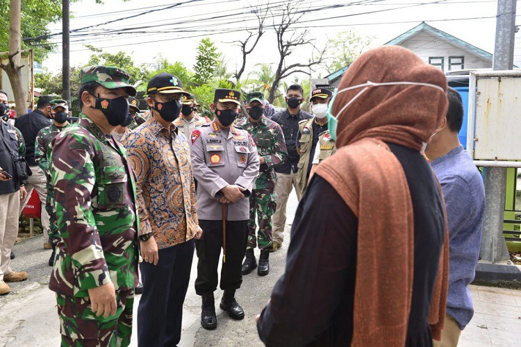 PPKM Jawa-Bali Diperpanjang Lagi Hingga 20 September 2021