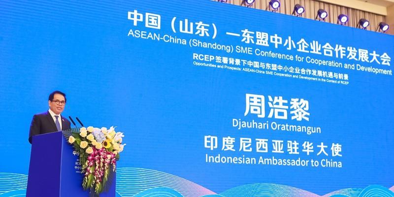 UMKM Indonesia Dipromosikan Kedutaan Besar RI di Beijing ke Wilayah Timur China