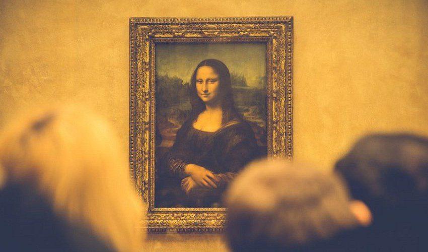 Lukisan Mona Lisa Milik Hekking  Dilelang