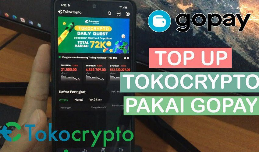 Tokocrypto Gandeng GoPay Permudah Masyarakat Investasi Aset Kripto