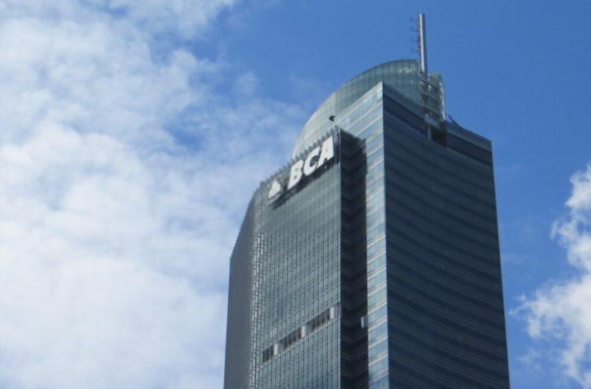 BCA Putuskan Stock Split Saham dengan Rasio 1:5