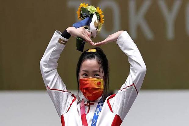 China Rebut 3 Medali Emas di Hari Pertama Olimpiade Tokyo 2020, Berikut Hasil Perolehan Medali