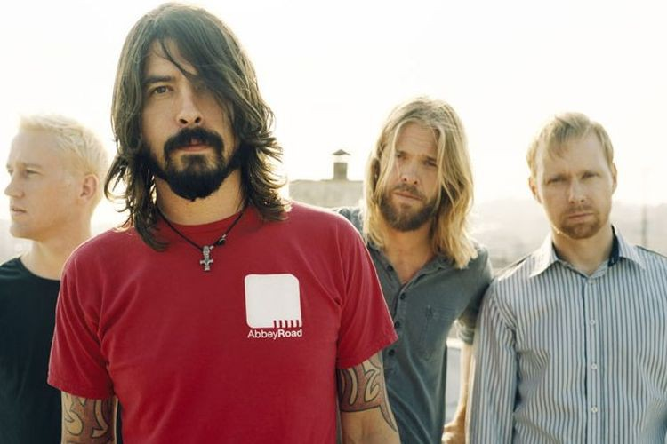 """Film Dokumenter Foo Fighters """"The Day The Music Came Back"""" Rilis"""