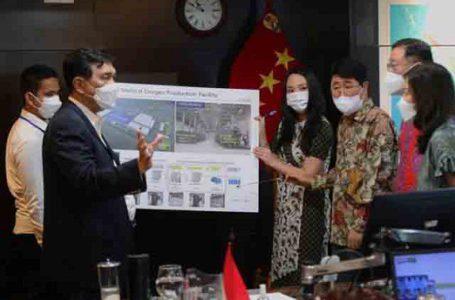 Bantu Indonesia Tanggulangi Covid-19, PT Hyundai Bangun Fasilitas Produksi Oksigen