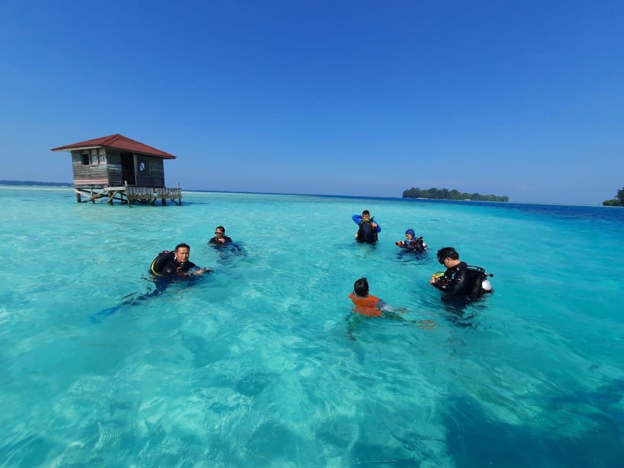 Wisata khusus selam di Kepulauan Seribu, DKI Jakarta