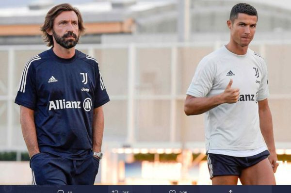 Cristiano Ronaldo   Foto: Istimewa