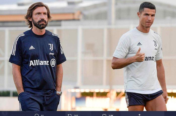 CR 7 Putuskan untuk Tidak Lanjutkan Bermain di Juventus
