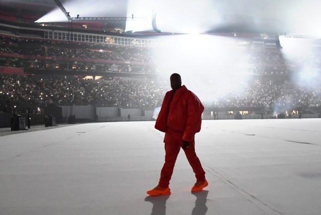 Album Donda Milik Kanye West Berhasil Tembus Rekor Spotify