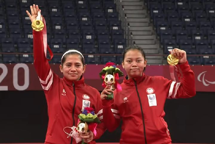 Presiden Jokowi Senang Indonesia Sabet Medali Emas dari Parabadminton pada Ajang Paralimpiade Tokyo 2020