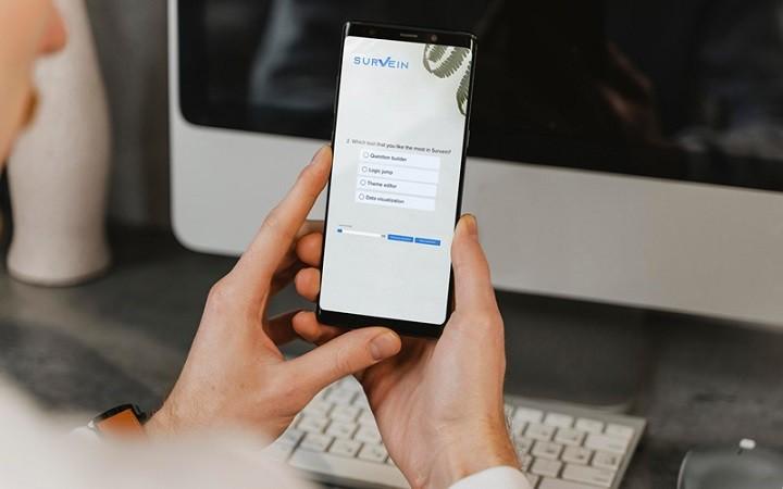Survein Aplikasi Pembuatan Formulir Online Kini Meluncur