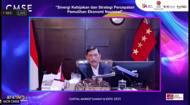 CMSE 2021 Tingkatkan Jumlah Investor Pasar Modal Guna Mendorong Pemulihan Ekonomi Nasional